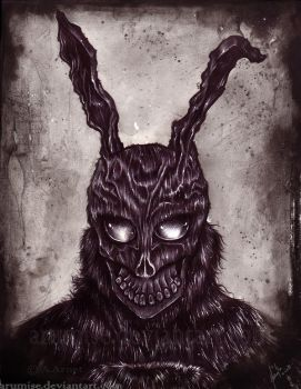 Donnie Darko (print available) by arumise