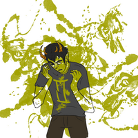 I'm Bleeding Out - Sollux by JokerBigBeatle