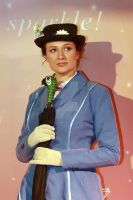 Mary Poppins by MysteriousMaemi