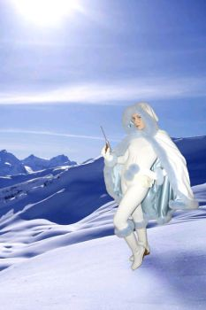 Snow Bunny Padme - Teaser by BenaeQuee