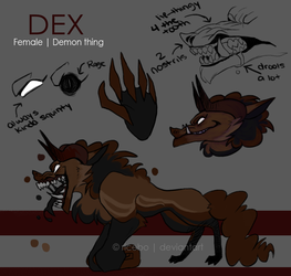 Dex Reference by ricebo