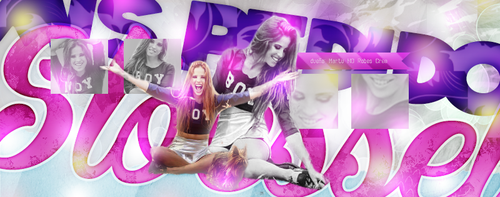 Portada // Cande Molfese by iSparkTheLight