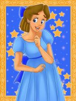 Disney - Wendy Darling by DaphInteresting