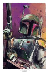 Boba Fett - Bounty Hunters Collection by j2Artist