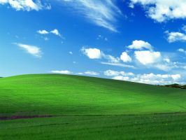 Windows Bliss - Media Center by KenGuy5472