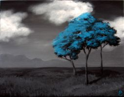Singled Out : Blue [For Sale] by TreeCree