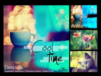 Cool Time Actions by closertomy