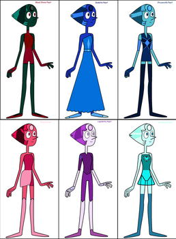 Pearl Adopts by iba2001