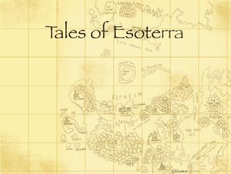 Prototype Map of Esoterra by Boggleboy