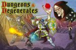 Dungeon and Degenerates 2 by IADM
