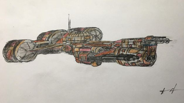 What A Piece Of Junk  (The Miss Contelli) by Cromwell300