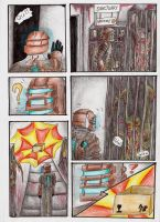 Dead Space Isaacs pet . page 1 by fox-xy