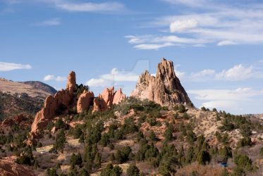Garden of the Gods 1 by COphotog
