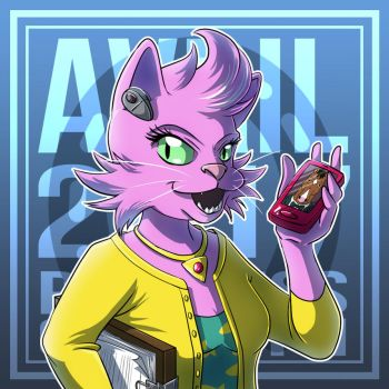 Girl of The Month : P. Carolyn (Bojack Horseman) by AngelMJ