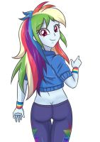 Rainbow Dash by sumin6301