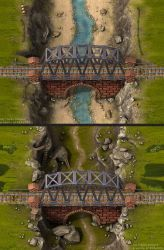 Bridges (game asset) by MikeMS