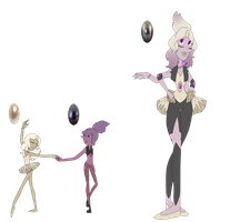 SU rebel Pearls And Fusion adopts CLOSED by SmilesUpsideDown