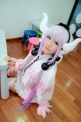 Kobayashi-san Chi no Maid Dragon - Kanna Kamui by Xeno-Photography