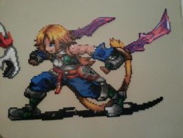 AbyssWolf Zidane Complete by Bgoodfinger