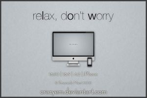 Relax, don't worry by CrazyEM