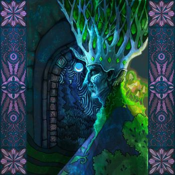 The Forest King by yanadhyana
