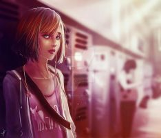 Max Caulfield fanart by SolncevaSol