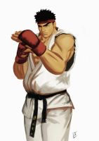 Ryu by LJ-Phillips