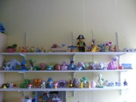 my collection by epikachu