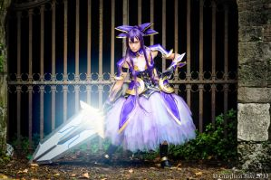 Tohka Yatogami - Date A Live by GianlucaBini