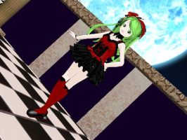 MMD Newcomer Lolita Gumi DL by Jasethra