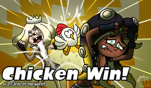 Chicken Whoopin (March 2018 Results) by EndangeredCDs
