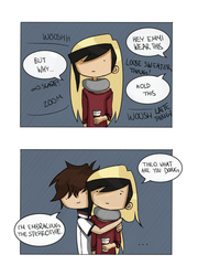 Embrace the Stereotype by TnE-Comics