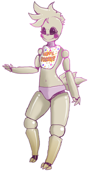 Welcome to Freddy's - Chica by Trapiche-Emerald