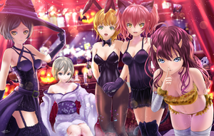 Trick or LiPPS! by S0mniaLuc1d0
