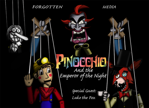 co-op Review: Pinocchio and the Emperor of Night by Luke-the-F0x