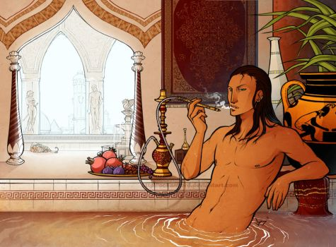 ..:: Royal Bath ::.. by OceanLord