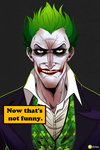 DC Not Funny17 by k125125123