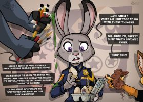 Politically Correct Easter by wolfjedisamuel