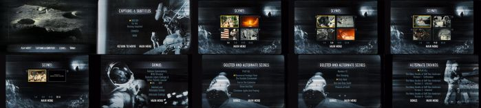 Apollo 18 DVD Menus by dakotaatokad