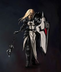 Crusader (Diablo 3 Reaper Of Souls) by Prohibe