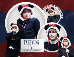 Pack Png #593 // V (BTS) by BEAPANDA
