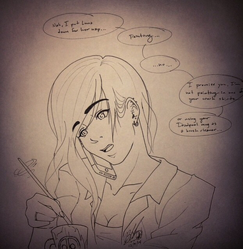 Problems of dating an artist by gaarasbetch
