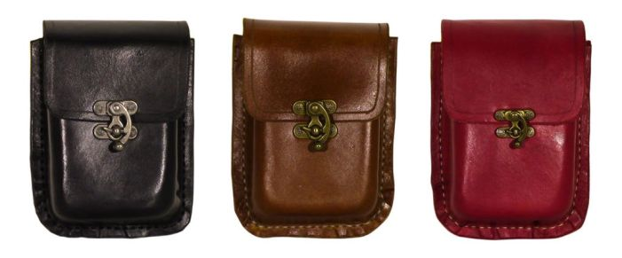 Small Molded belt pouches by DanTheLefty