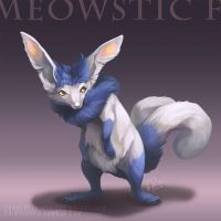 Type Collab: Meowstic F