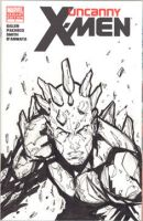 Iceman Sketchcover by Csyeung