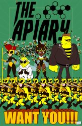 The Apiary by Captain-Paulo