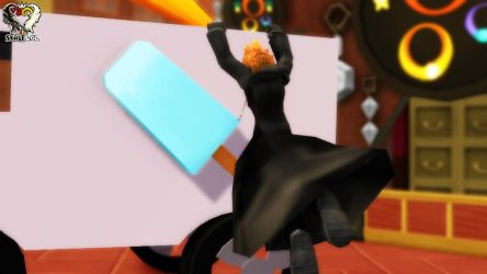 [MMD KH] Roxas sees a... +MOTION DL (Updated) by Skadelol