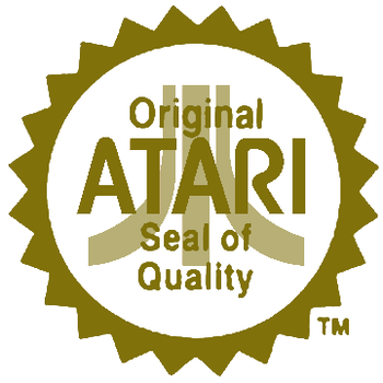 Atari Seal of Quality by Fragraham