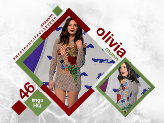 Photopack 29518 - Olivia Munn by southsidepngs