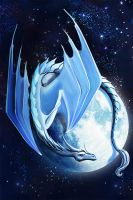 dragon of the moon by mssPElena